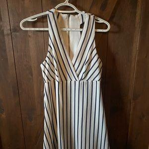 Dresses & Skirts - Striped mini dress